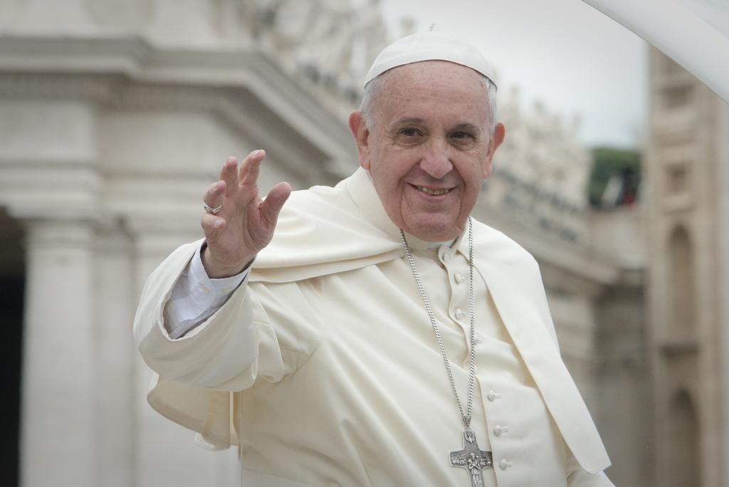 Pap Franciszek